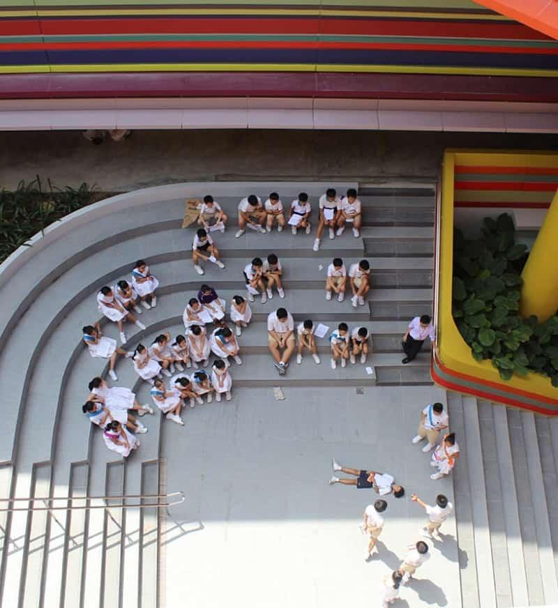 Nanyang - a playful school in Singapore2