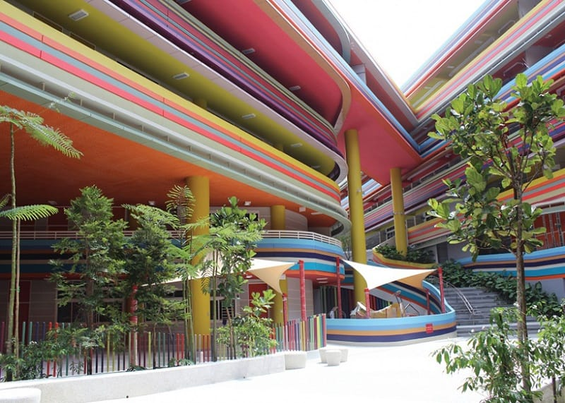 Nanyang - a playful school in Singapore4
