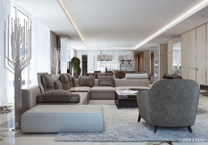 Fancy apartment in Miami