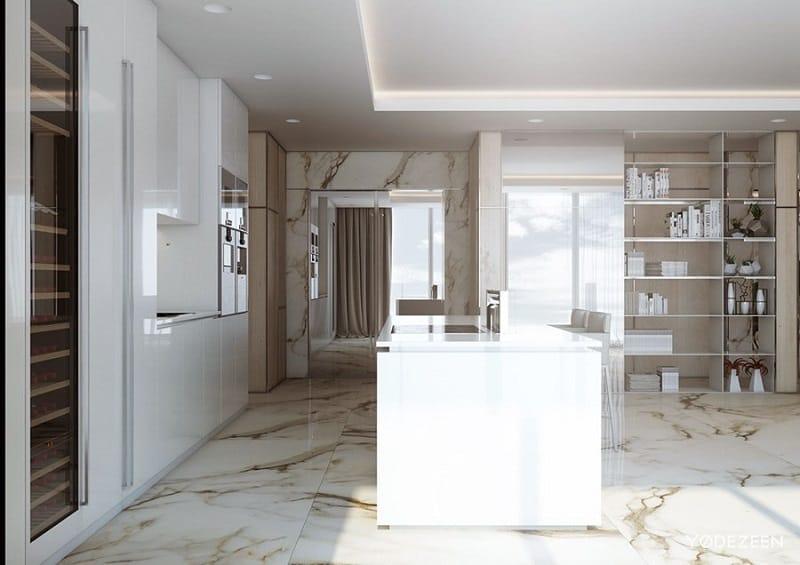 Fancy apartment in Miami4