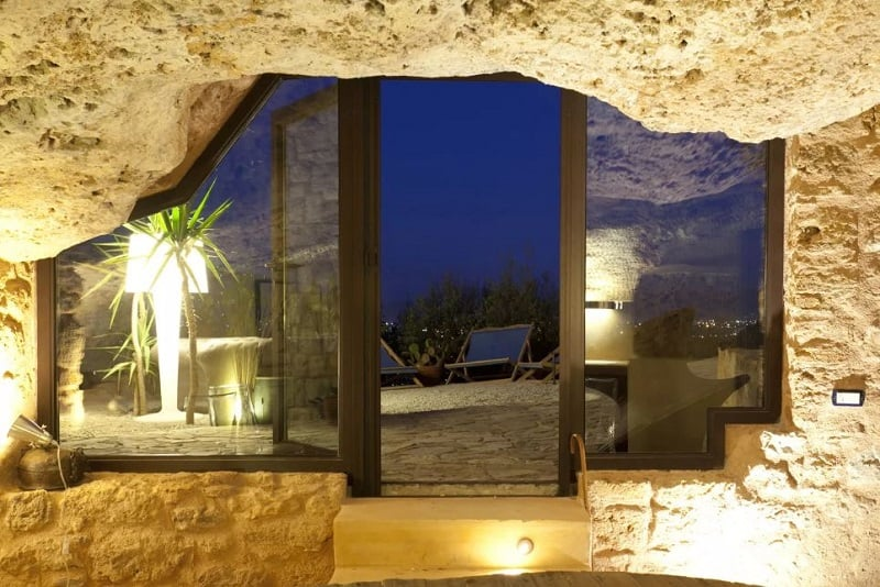 Comfortable apartment in a cave in Sicily4