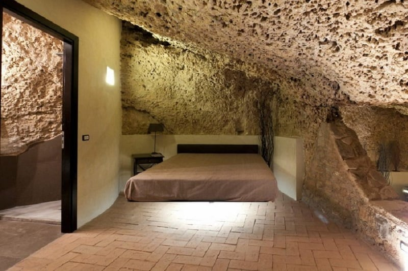 Comfortable apartment in a cave in Sicily5