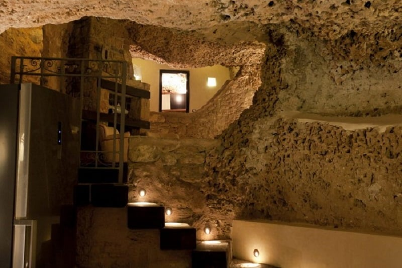Comfortable apartment in a cave in Sicily6