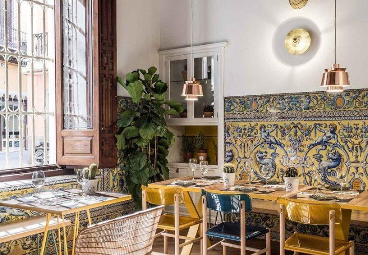 El Pinton, a small kingdom of the Mediterranean cuisine in Seville