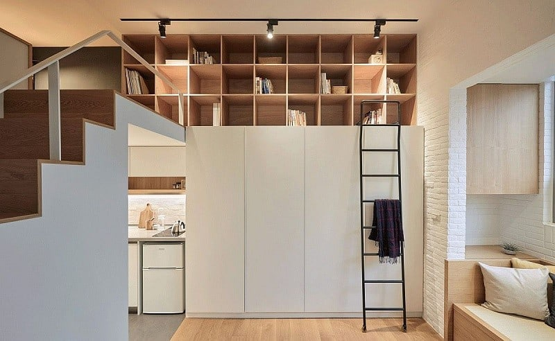 Small charming apartment for student housing