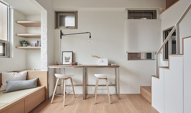 Small charming apartment for student housing2