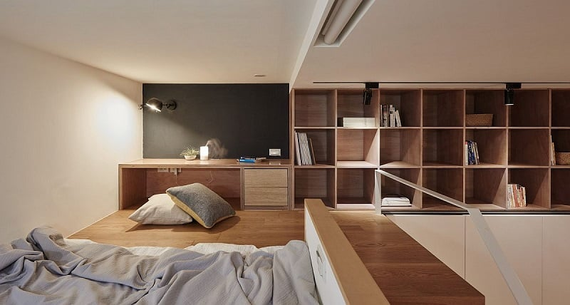 Small charming apartment for student housing3