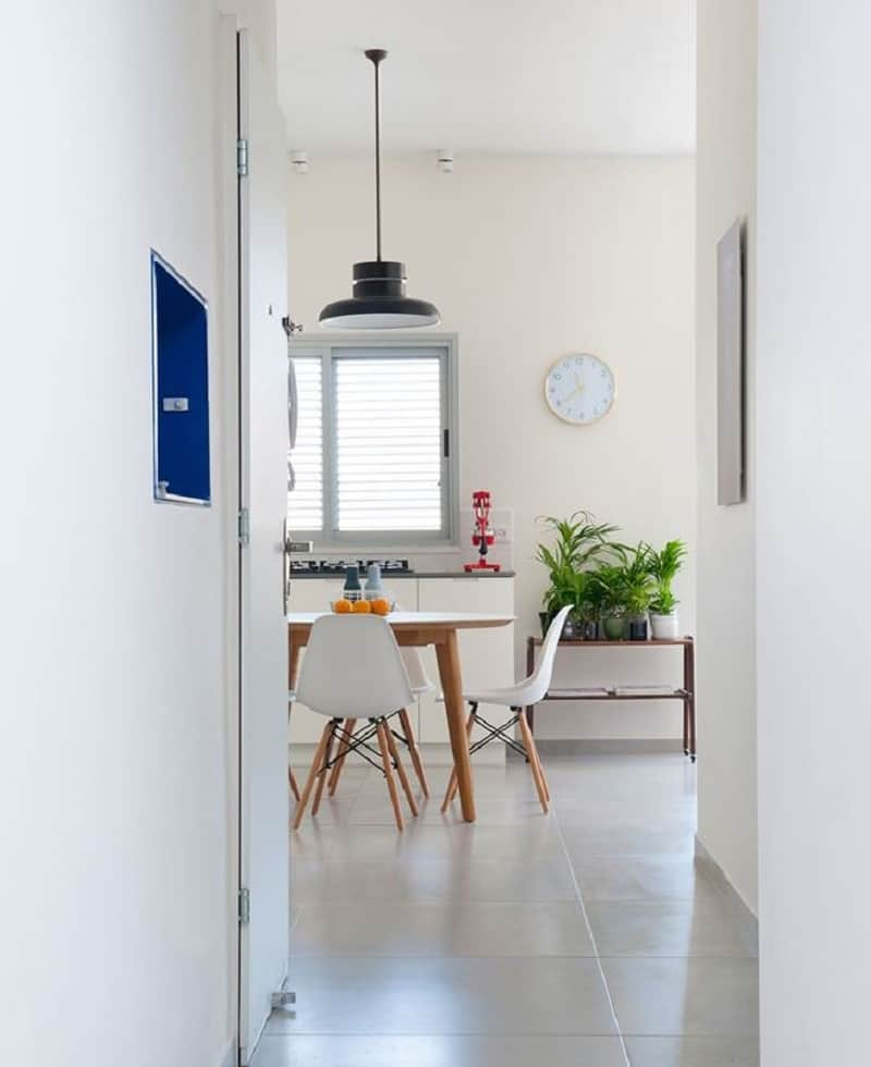 Tel Aviv apartment in Scandinavian style3