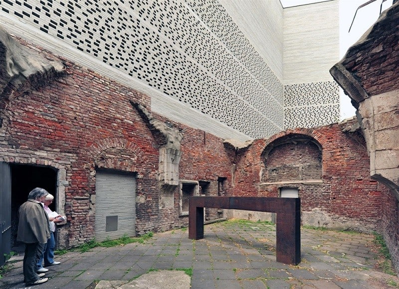 revitalization-of-the-ruined-st-kolumba-church-into-a-modern-museum-in-cologne