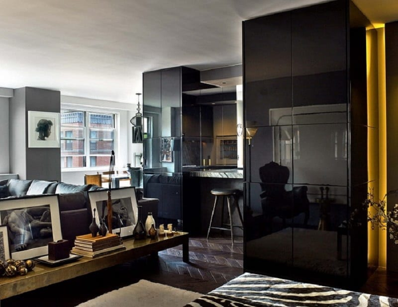 Sophisticated New York apartment
