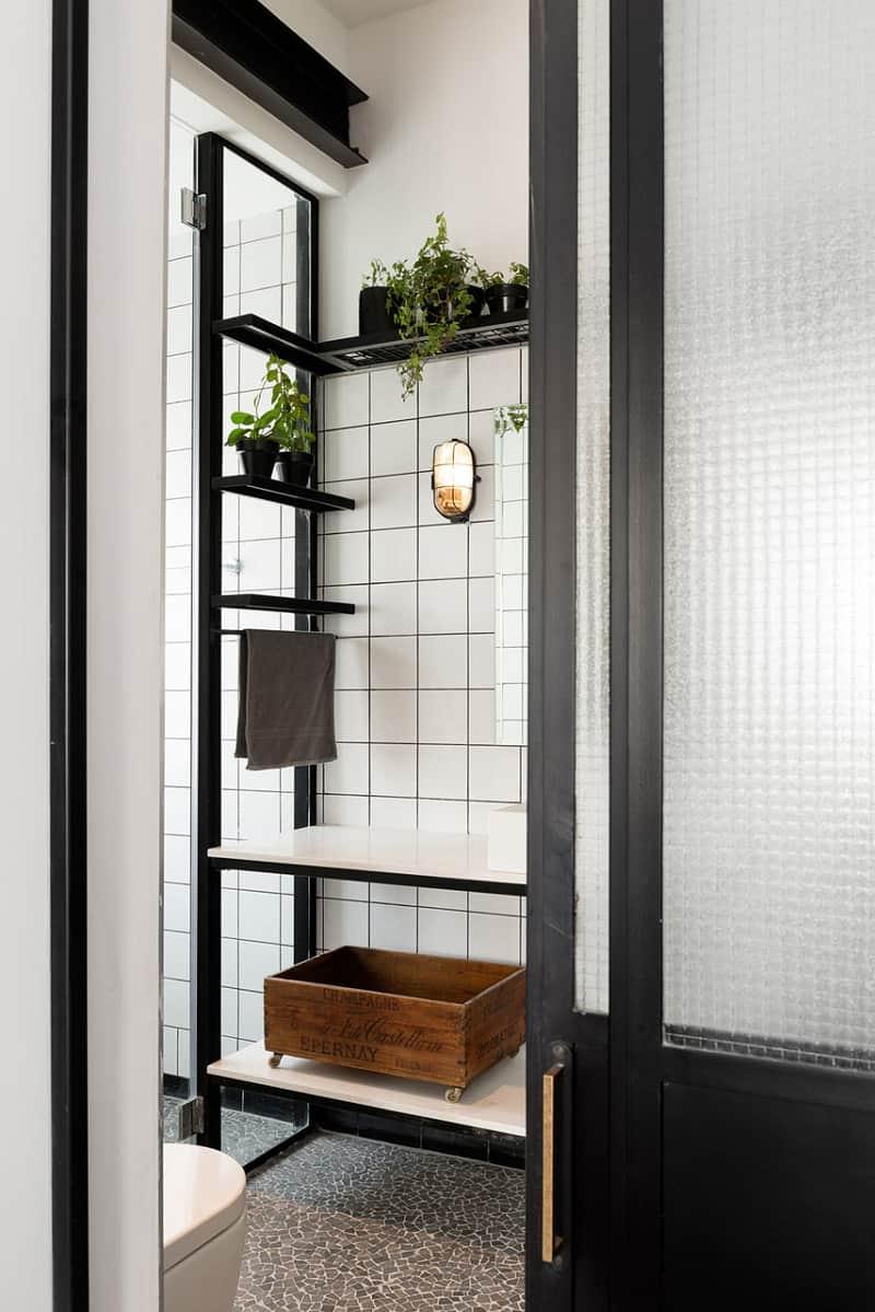 Elegant apartment in Bauhaus style