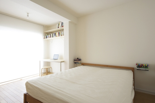 Switch Apartment in Japan 8