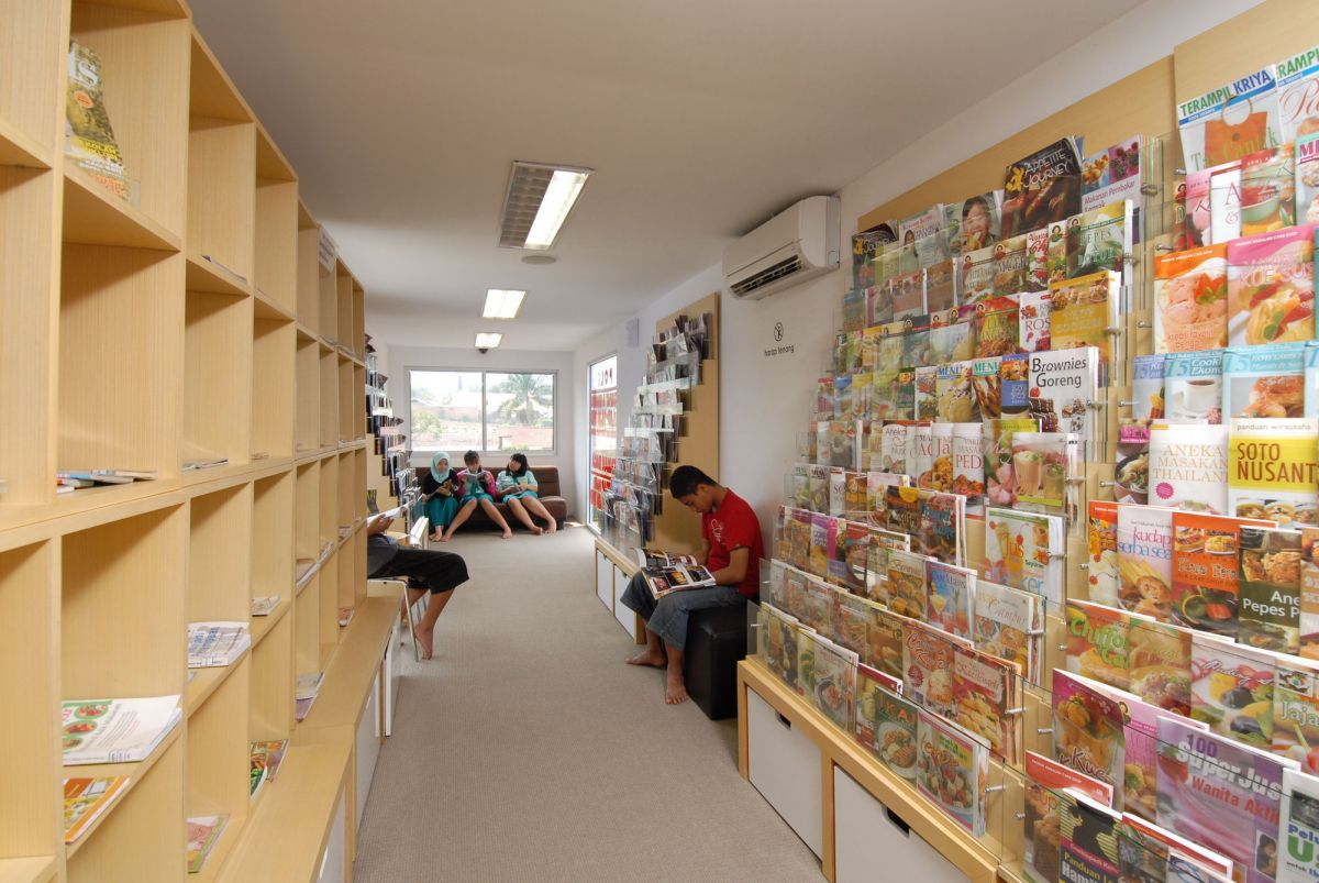 Contertainer library