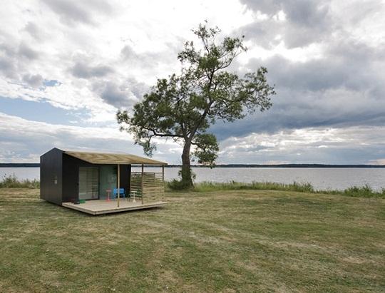 Mini House By Jonas Wagell