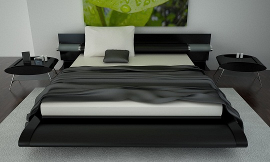 Elegant And Modern Bedroom Furniture By Answerdesign