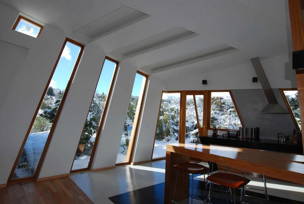 Ribbon House interiors
