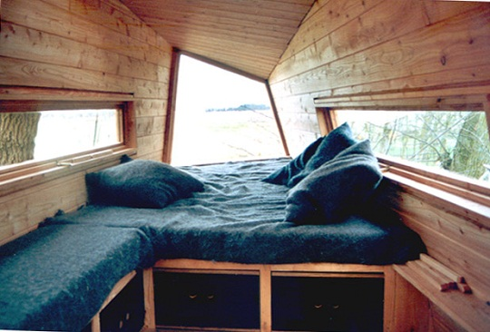 Baumraum Tree House Bedroom