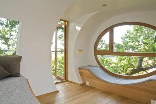 Baumraum Tree House Patio
