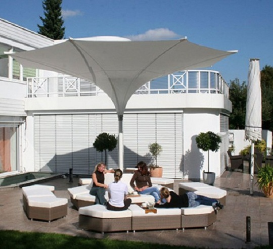 Outdoor Decoration Parasol Umbrella