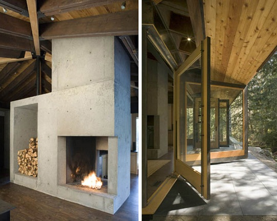 River Cabin by Olson Kundig