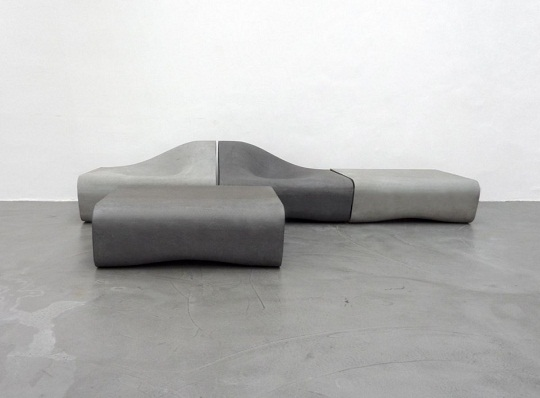 Dune furniture By Rainer Mutsch