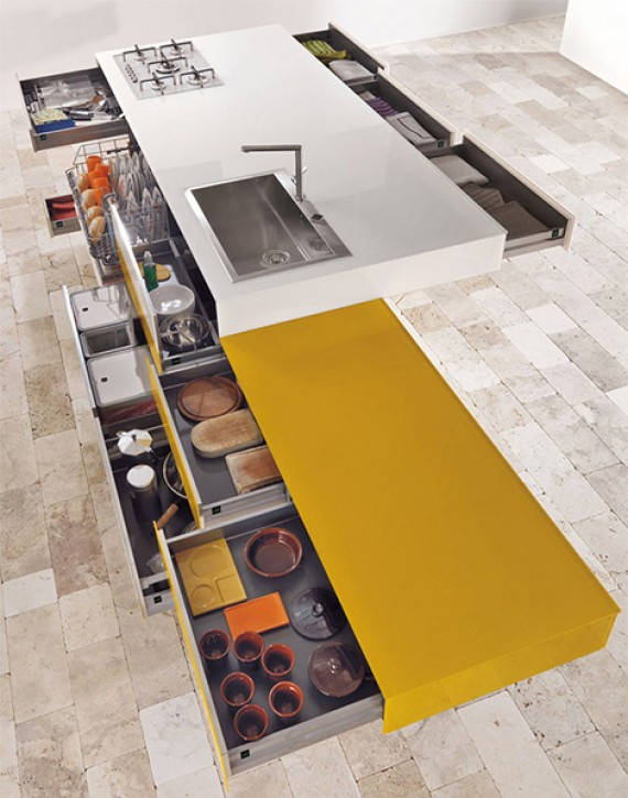 Kitchen 36e8 by Daniele Lago 10