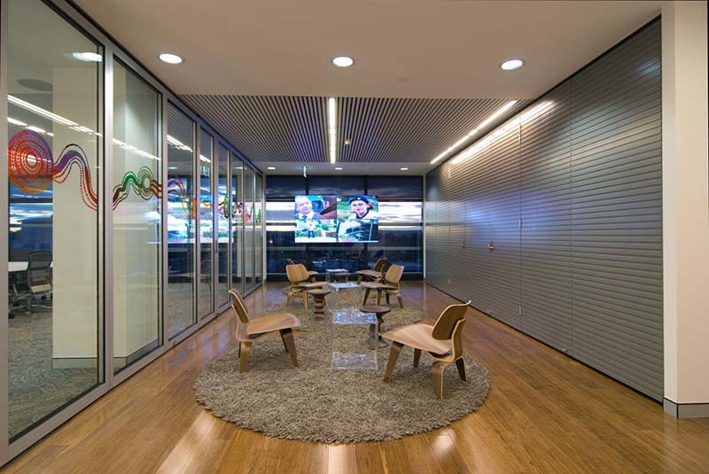BBC Worldwide Office Sydney interiors by Thoughtspace 4