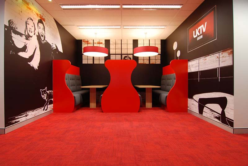 BBC Worldwide Office Sydney interiors by Thoughtspace 8
