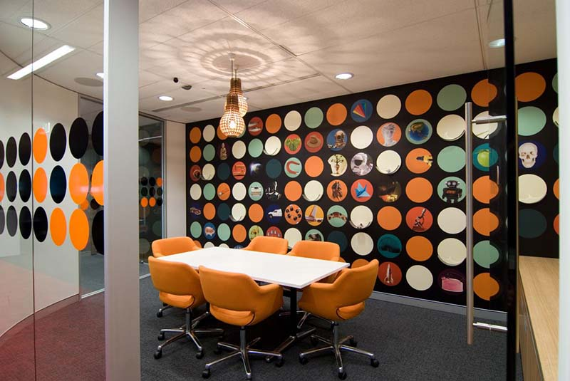 BBC Worldwide Office Sydney interiors by Thoughtspace 9