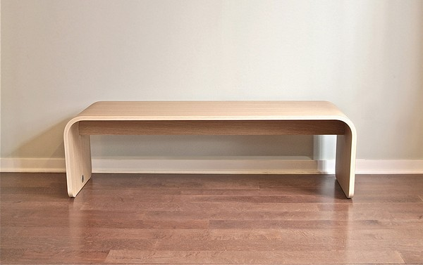 Botanist All Wood Bench by Dario Antonioni 5