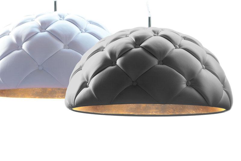 Clamp suspension lamp by DZ Studio 1