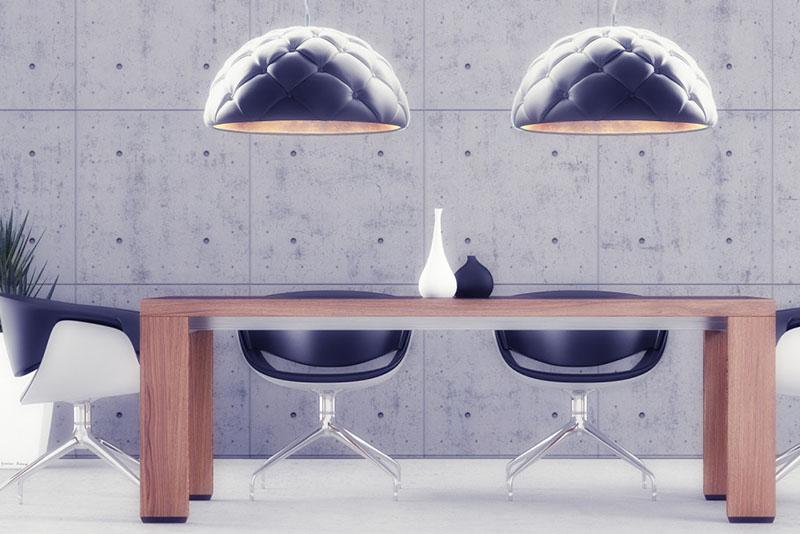 Clamp suspension lamp by DZ Studio 2