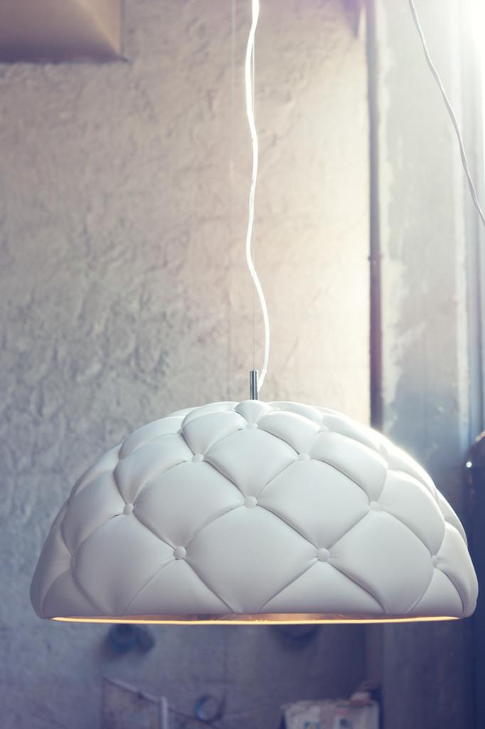 Clamp suspension lamp by DZ Studio 4