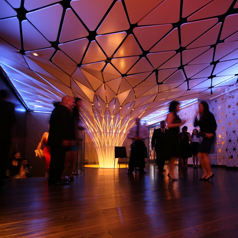 conga room at la live conga room club in la by belzberg architects 20881