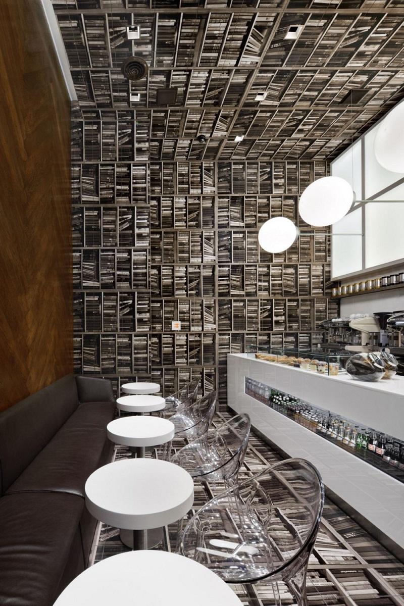 Despresso Cafe interiors