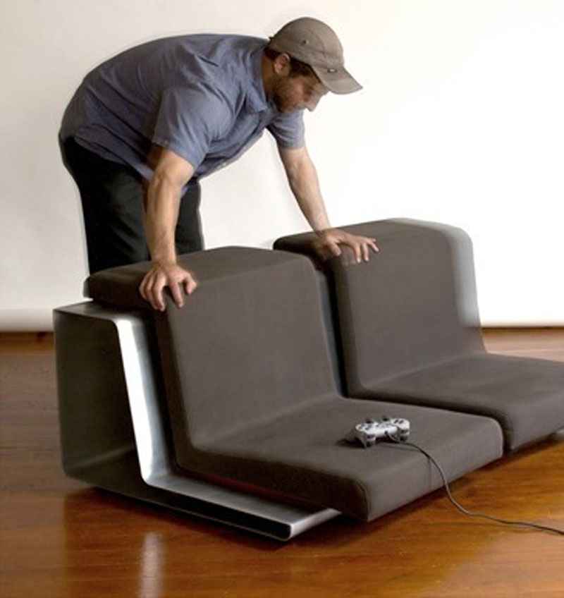 DownLow Chair by Upwell Design 1