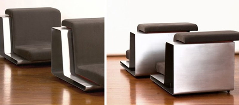 DownLow Chair by Upwell Design 5