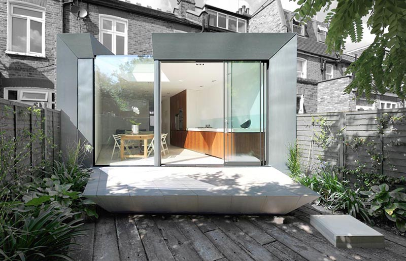 Faceted House by Paul McAneary Architects 1