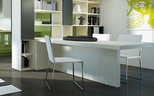Fifty Fifty Kitchen Living Furniture by Florida 2