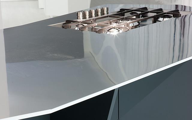 Modern Kitchen Design Mesh by Florida Smart Italian Design 3