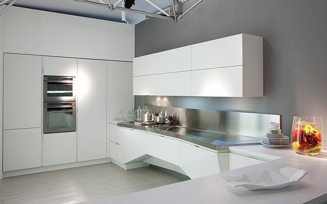Modern Kitchen Design Mesh by Florida Smart Italian Design 4