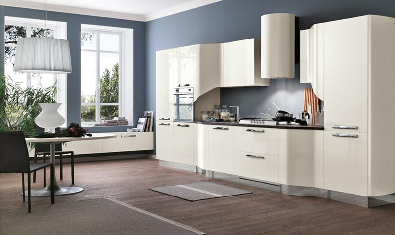 Milly modular kitchen by Stosa Cucine 12