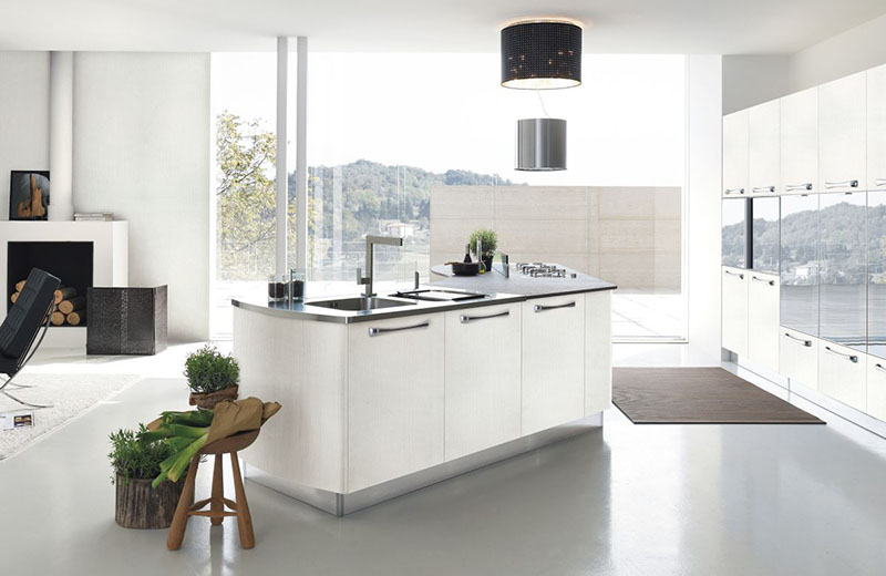 Milly modular kitchen by Stosa Cucine 14