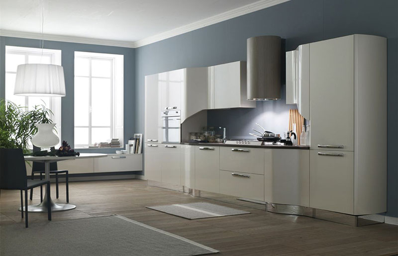 Milly modular kitchen by Stosa Cucine 4