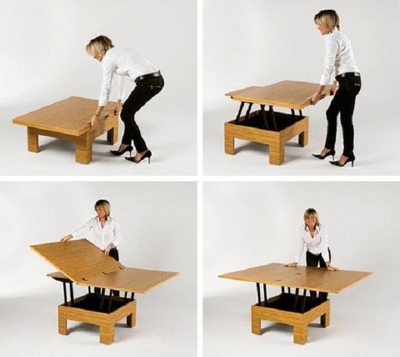 Resource Furniture space saving designs