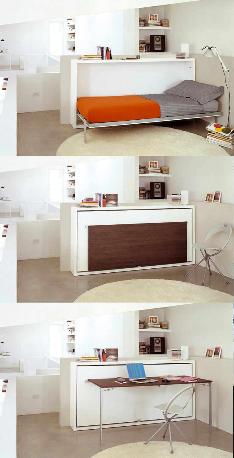 Resource Furniture space saving designs 2