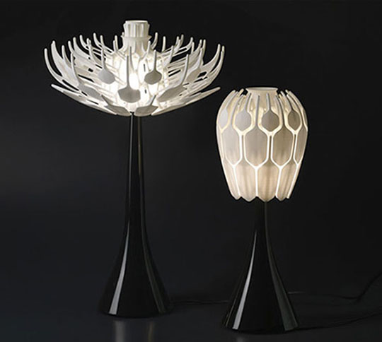 Bloom Table Lamp by Patrick Jouin 1