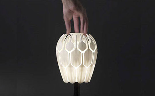 Bloom Table Lamp by Patrick Jouin 2