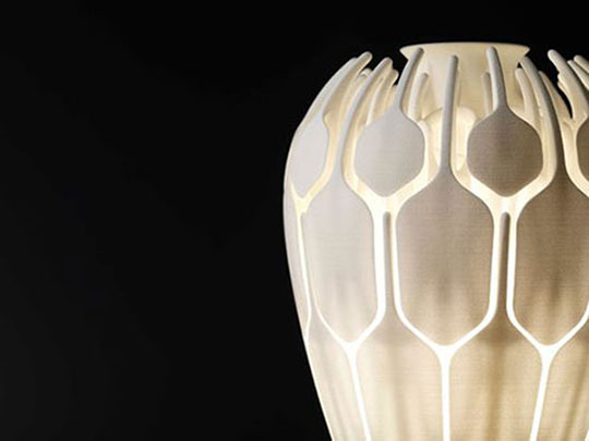 Bloom Table Lamp by Patrick Jouin 5