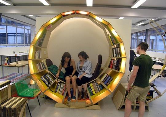 Circular Long Form Library 1